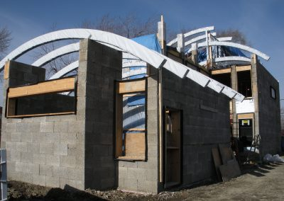 Nexcem insulated concrete forms