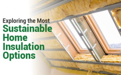 Exploring the Most Sustainable Home Insulation Options