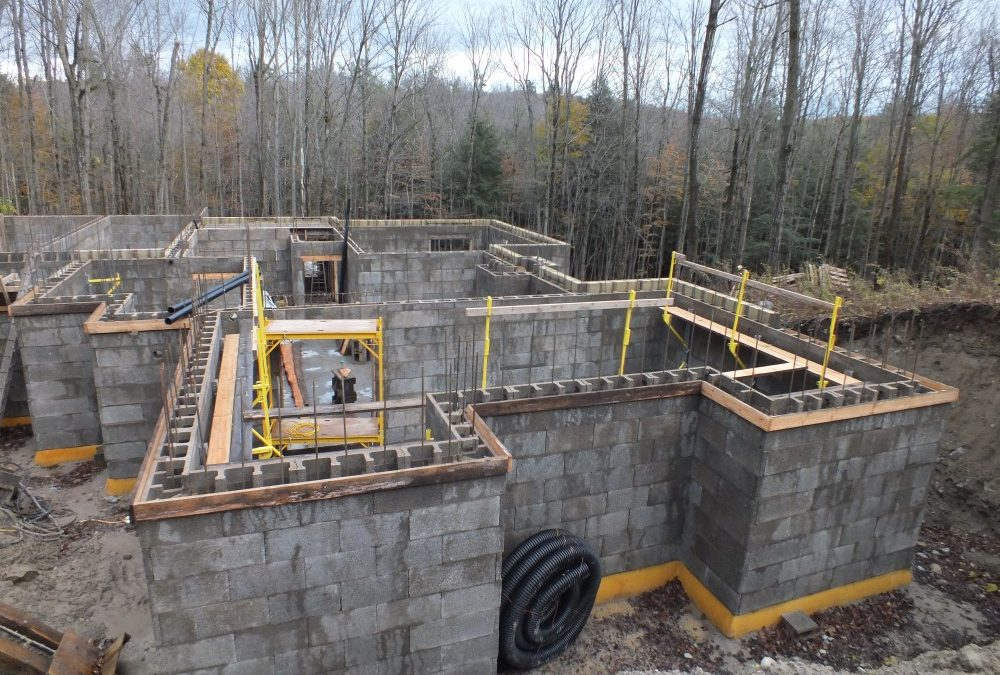 Why Use Insulated Concrete Forms for Basements