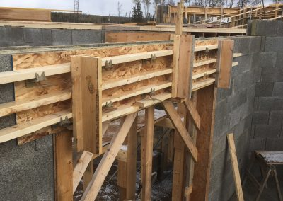 Insulated Concrete Forms Lintels
