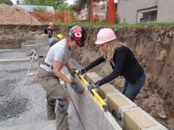 Building with ICF Blocks